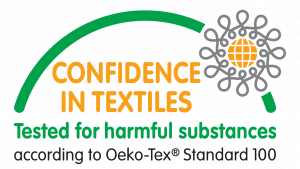oeko confidence in textile logo png