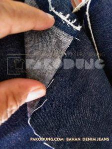 bahan denim jeans 1