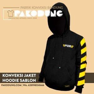 konveksi jaket hoodie