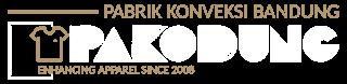 pakodung pabrik konveksi bandung logo