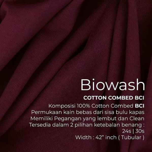 cotton biowash - 2
