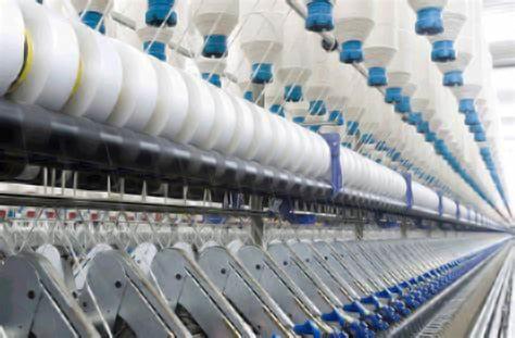 industri tekstil katun combed - 1